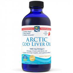NORDIC NATURALS Arctic Cod Liver Oil 237ml