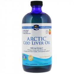 NORDIC NATURALS Arctic Cod Liver Oil 473ml