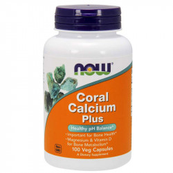 NOW Coral Calcium Plus...