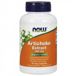 NOW Artichoke Extract 450mg 90vegcaps