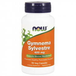 NOW Gymnesta Sylwestre 400mg 90vegcaps