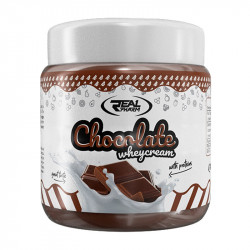 REAL PHARM Chocolate Whey Cream 500g