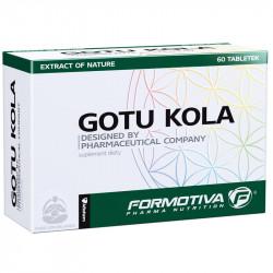FORMOTIVA Gotu Kola 60tabs