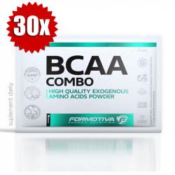 FORMOTIVA BCAA Combo 30x10g