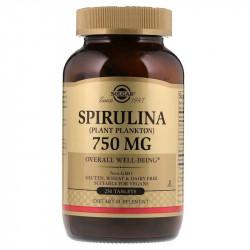 SOLGAR Spirulina (Plant...