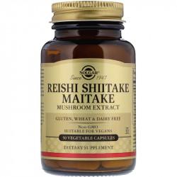 SOLGAR Reishi Shiitake...