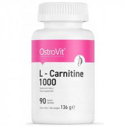 OSTROVIT L-Carnitine 1000 90tabs