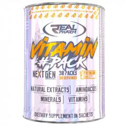 REAL PHARM Vitamin Pack 30pack