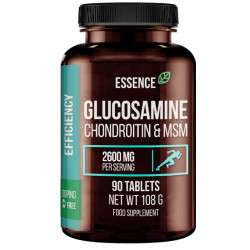 ESSENCE Glucosamine Chondroitine&MSM 90tabs