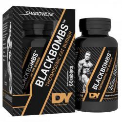 DORIAN YATES Shadow Line Blackbombs 60tabs