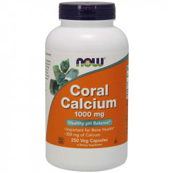 NOW Coral Calcium 1000mg...