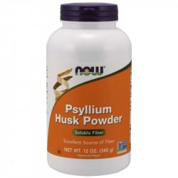 NOW Psyllium Husk Powder 340g
