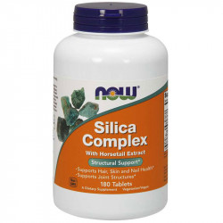 NOW Silica Complex With...