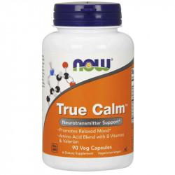 NOW True Calm 90vegcaps