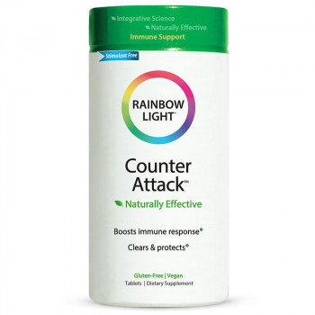RAINBOW LIGHT Counter Attack 90tabs