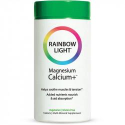RAINBOW LIGHT Magnesium Calcium+ 90tabs
