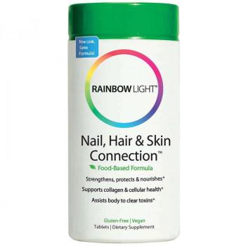 RAINBOW LIGHT Nail, Hair&Skin Connection 60tabs