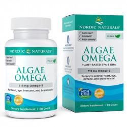 NORDIC NATURALS Algae Omega 60caps