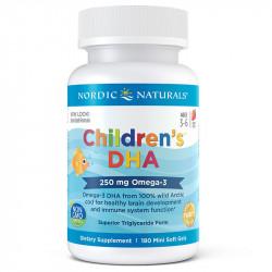 NORDIC NATURALS Children's DHA 180caps
