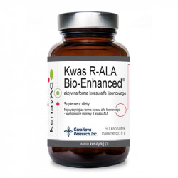 KenayAG Kwas R-ALA Bio-Enhanced 60caps
