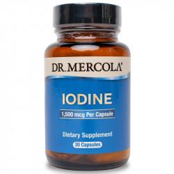 DR.MERCOLA Iodine 1,500mcg 30caps