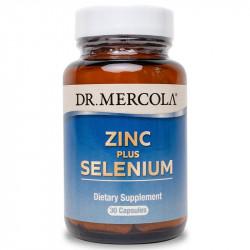 DR.MERCOLA Zinc Plus Selenium 30caps