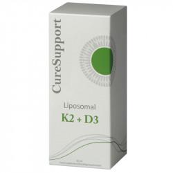 CureSupport Liposomal K2+D3 60ml