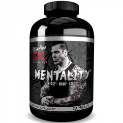 RICH PIANA 5% Mentality 90caps