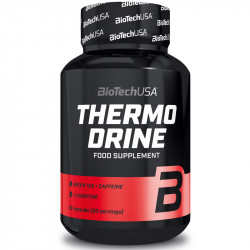 Biotech USA Thermo Drine 60caps