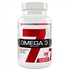7NUTRITION Omega 3 200caps
