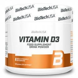 Biotech USA Vitamin D3 150g