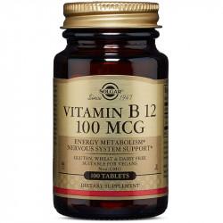 SOLGAR Vitamin B 12 100mcg...