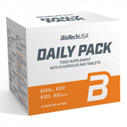 Biotech USA Daily Pack 30sasz