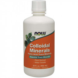NOW Colloidal Minerals 946ml