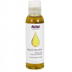 NOW Liquid Lanolin 118ml