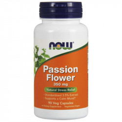 NOW Passion Flower 350mg...