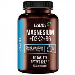 ESSENCE Magnesium+D3K2+B6...