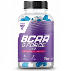 TREC BCAA G-Force 1150 90caps