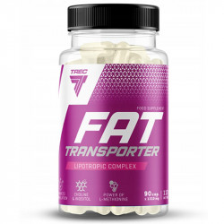 TREC Fat Transporter 90caps