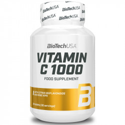 Biotech USA Vitamin C 1000...