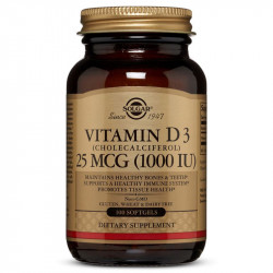 SOLGAR Natural Vitamin D3...