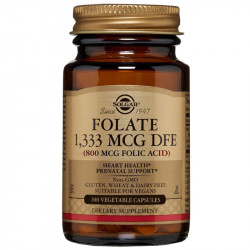 SOLGAR Folate 1,333 mcg DFE...