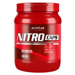 ACTIVLAB Nitro Caps 240caps