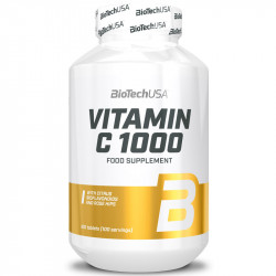Biotech USA Vitamin C1000...