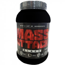FitLabs Mass Attack Black...