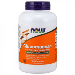 NOW Glucomannan 575mg From...