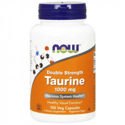 NOW Double Strength Taurine...