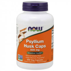 NOW Psyllium Husk Caps...