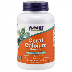 NOW Coral Calcium Powder 170g