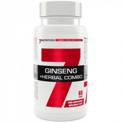 7NUTRITION Ginseng + Herbal...